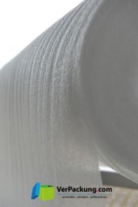 PE-Schaum / Oberflächenschutz / Trittschalldämmung für Laminat 2 mm stark 1 m x 25 lfm