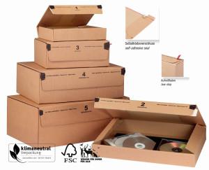 Mailing-Box 1 - 215 x 155 x 44 mm