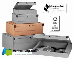 Mailing-Box 4 - 345 x 235 x 112 mm FSC® klimaneutral