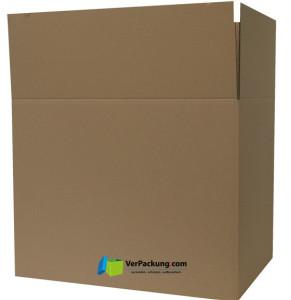 Faltkarton 800 x 600 x 600 mm - 2.40 BC - FEFCO 0201