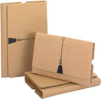 Buchverpackung premium A4