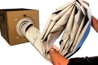 SpeedMan Box - Füllpapier aus dem Spendekarton