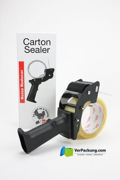 Abroller für Packklebeband bis 50mm Breite Noice Reducer