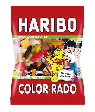 Haribo Color - Rado Tüte