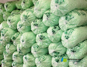 Füllmaterial flo-pak green 500L