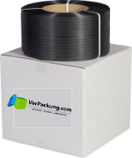PP Umreifungsband 12 x 0,63 mm - 280 mm Kern