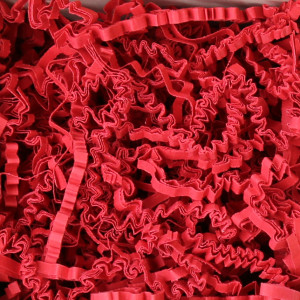 Presentfill farbiges Füllmaterial Rubin Rot 5KG