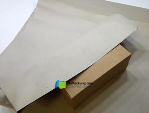 Packpapierbogen 75 x 100 cm - 25 Bogen