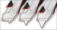 WEDO® Safety Cutter Profi mit 3-Stufen-Vorschub