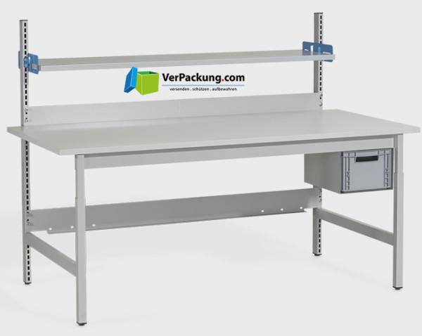 Komplett-Packtisch niedrig 2.000 x 900 mm