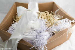 Presentfill farbiges Füllmaterial Chamois / Beige 250g