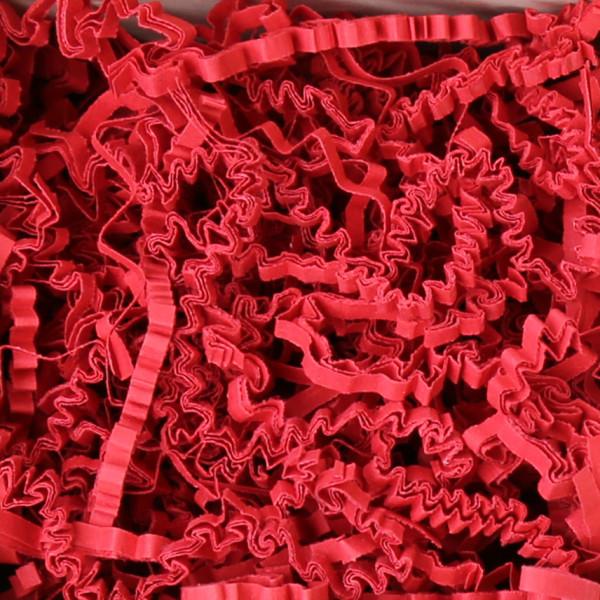 Presentfill farbiges Füllmaterial Rubin Rot 250 g