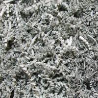 Presentfill farbiges Füllmaterial Platin Grau 250 g