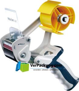 Abroller für Packklebeband bis 75mm Breite
