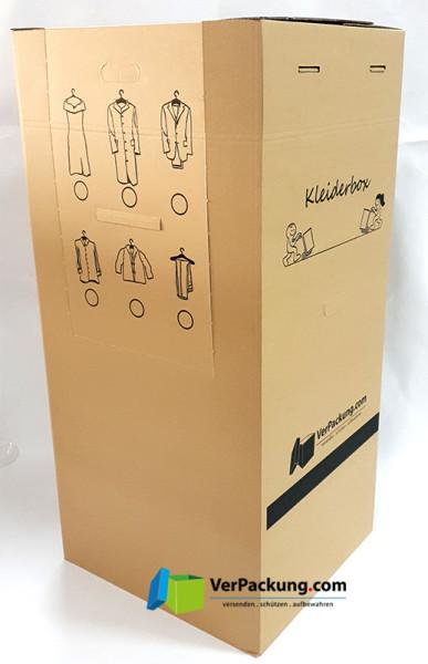 Kleiderbox V2 570 x 530 x 1.200 mm