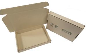 Versandverpackung 307 x 220 x 50 mm linio verda®