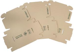 Versandverpackung 220 x 150 x 45 mm linio verda®