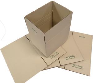Faltkarton 385 x 285 x 300 mm - linio verda®