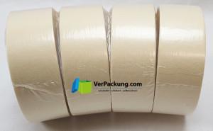 Abdeckband Papier - 38 mm x 50 lfm hellgelb