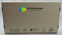 Versandverpackung 678 x 400 x 70 mm linio verda®