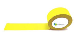 Bodenmarkierungsband gelb 50 mm x 33 lfm