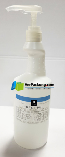Desinfektionsmittel 750 ml mit Dosierkopf