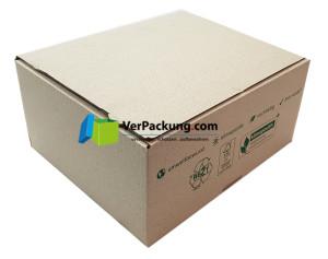Stanzkarton 290 x 185 x 85 mm - linio verda®