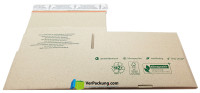 Stanzkarton 290 x 240 x 130 mm - linio verda®