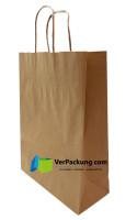 linio verda® Graspapiertragetasche Größe S - 240 + 100 x 310 mm