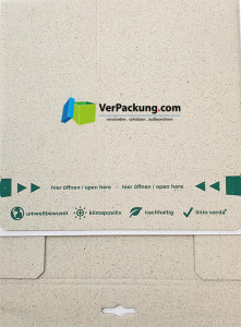 linio verda® Mailing-Box 1 PROSAFE - 215 x 155 x 44 mm