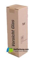 PTZ - Flaschenversandkarton 1er DHL UPS