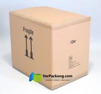 PTZ - Flaschenversandkarton 12er DHL UPS SET
