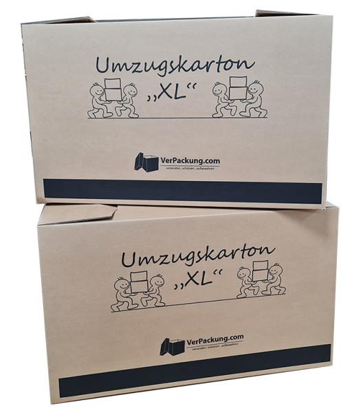"Umzugskarton ""XL"" 725 x 410 x 435 mm - 130 Liter Volumen"