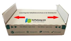 linio verda® Mailing-Box 4 PROSAFE - 345 x 235 x 112 mm