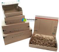 linio verda® Mailing-Box 5 PROSAFE - 395 x 235 x 145 mm