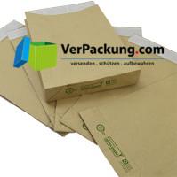 Versandtasche aus Graspapier 190 x 300 + 50 mm