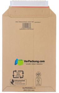 Versandtasche Superwell 3 FSC - 250 x 353 mm