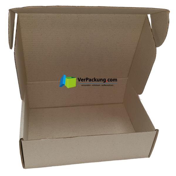 Versandverpackung 307 x 220 x 100 mm linio verda®