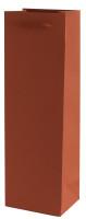 Flaschentasche 1er, Rubin Rot