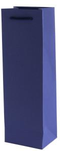 Flaschentasche 1er, Saphir Blau