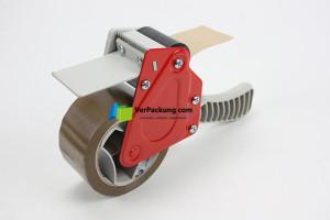 Starterpaket 1x Handabroller + 6x Klebeband 50 mm x 66 lfm transparent