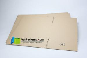 Faltkarton 200 x 150 x 100 mm - 1.20 B - FEFCO 0201