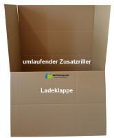 Palettenkarton 1180 x 780 x 1085 mm - 2.40 BC - FEFCO 0201