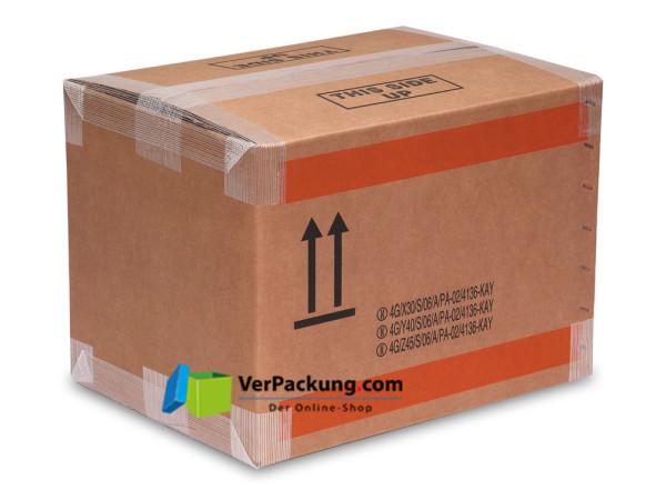 Gefahrgutkarton UN6 - 390 x 390 x 430 mm