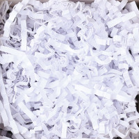Presentfill farbiges Füllmaterial Diamant Weiss 2KG