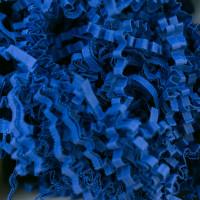 Presentfill farbiges Füllmaterial Saphir Blau 2KG