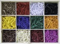 Presentfill farbiges Füllmaterial Natur 2KG
