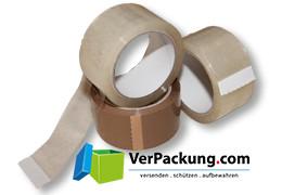 Packband standard - PP/HM - 50 mm x 66 lfm braun